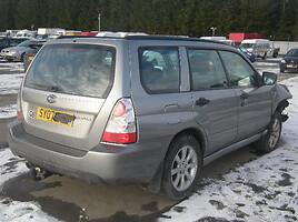 Subaru Forester II X, 2008m.