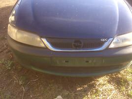 Opel Vectra B tiesioginės dujos, 1999m.