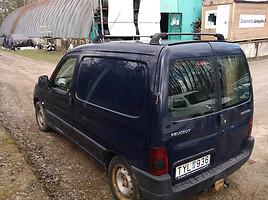 Peugeot Partner I, 2003m.