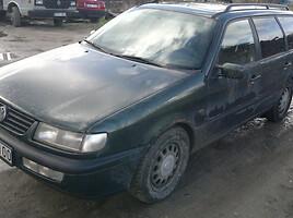 Volkswagen Passat B4 81KW zalias, 1996г.