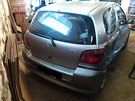 Toyota Yaris I 1.5VVTI, 2002m.