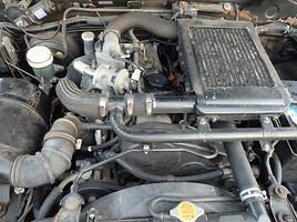 Mitsubishi Pajero III, 2003m.