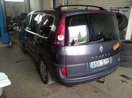 Renault Grand Espace, 2004г.