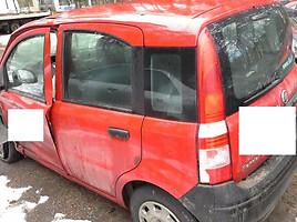 Fiat Panda II multijet, 2012m.