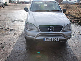 Mercedes-Benz ML 320 W163  Visureigis