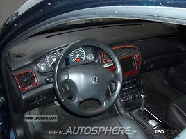 Peugeot 607, 2005г.