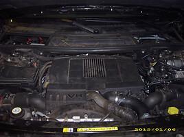 Land-Rover Range Rover IV  Visureigis