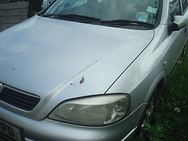 Opel Astra II, 2001m.