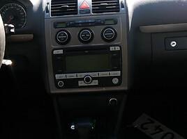 Volkswagen Touran I 103Kw 7vietu, 2007m.