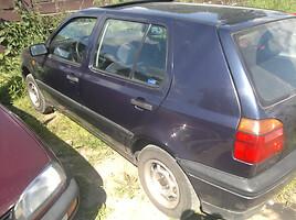 Volkswagen Golf III 1.8 automat idialus, 1995y.