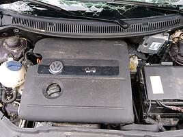 Volkswagen Polo IV 1,4 16V BBY, 2003m.