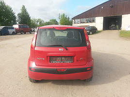 Nissan Note I, 2006m.