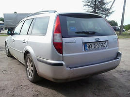 Ford Mondeo Mk3, 2003m.