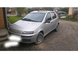 Fiat Punto II, 2002m.
