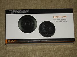 Ground Zero gzic650x komponentai