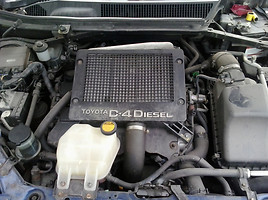 Toyota RAV-4 II, 2002m.
