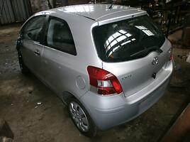 Toyota Yaris II, 2010y.
