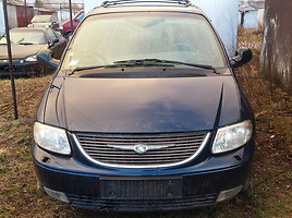 Chrysler Grand Voyager III  Vienatūris
