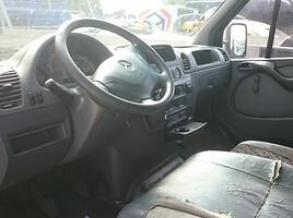 Mercedes-Benz Sprinter II 313CDI /95kw, 2002m.