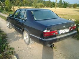 BMW 735 E32 didysis lsd, 1991m.