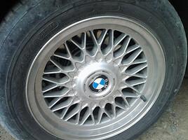 BMW 730 E32 lsd ,  lieti ratai, 1990m.