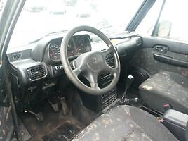 Hyundai Galloper, 2001m.