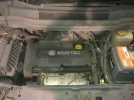 Opel Zafira B Engine Z16XE1, 2007m.