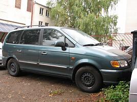 Hyundai Trajet   Vienatūris