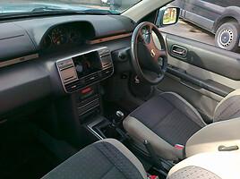 Nissan X-Trail I 100 kw 4X4, 2003m.