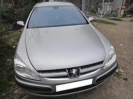 Peugeot 607 HDI, 2001m.