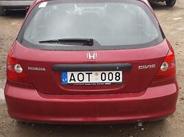 Honda Civic VII v tec, 2002m.
