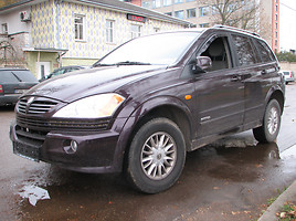 Ssangyong Kyron  2WD