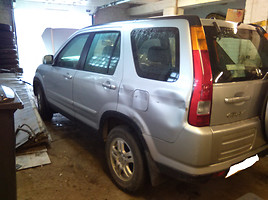 Honda CR-V II 4x4 AUTOMAT, 2004m.