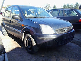 Ford Fusion, 2004m.