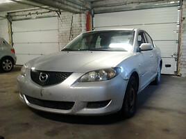 Mazda 3 I  Sedanas