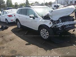 Subaru OUTBACK IV  Universalas