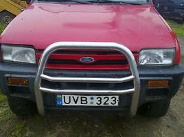 Ford Maverick   Visureigis