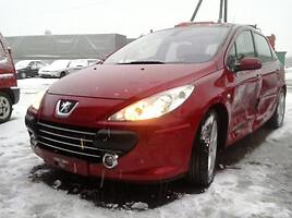 Peugeot 307 II, 2007m.