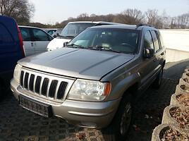 Jeep Grand Cherokee II, 2002г.