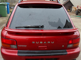 Subaru Impreza GC GT Universalas
