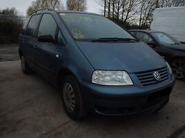 Volkswagen Sharan I, 2004m.