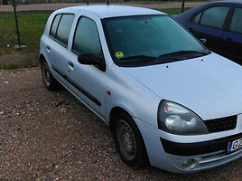 Renault Clio II, 2002г.
