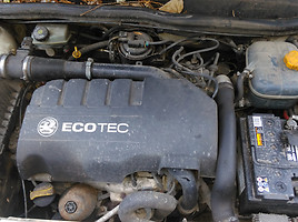 Opel Astra II, 2008г.