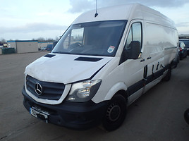 Mercedes-Benz Sprinter III, 2014г.