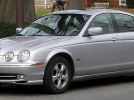 Jaguar S-Type   Savadarbis auto