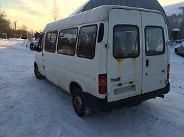 Ford Transit IV, 1998m.