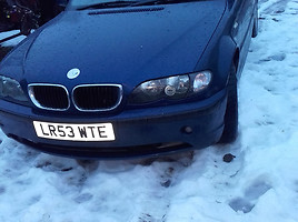 BMW 320 E46, 2003m.