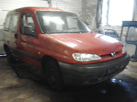 Citroen Berlingo I, 1999m.