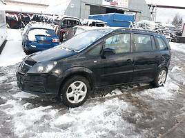 Opel Zafira B, 2007m.