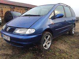 Volkswagen Sharan I, 1999m.